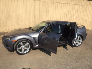 Mazda RX8 2005 with clean title suicide doors great condition for Sale in San Ramon, CA