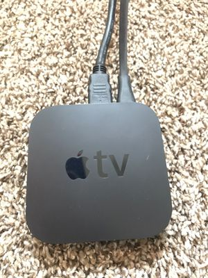 Apple TV (1st generation) for Sale in San Antonio, TX