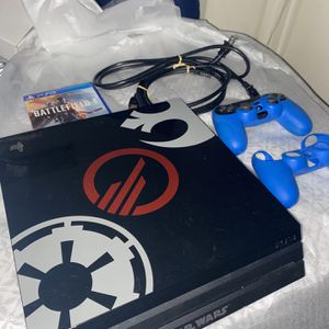 PS4 PRO Star Wars Edition 1TB for Sale in Gaithersburg, MD