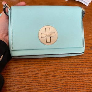 Kate Spade Blue Crossbody for Sale in Arlington Heights, IL