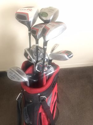 Used full set of Wilson Rx tour golf club set. for Sale in Tampa, FL