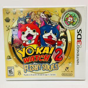 Brand New Yo-Kai Watch 2: Fleshy Souls Nintendo 3DS for Sale in Bothell, WA