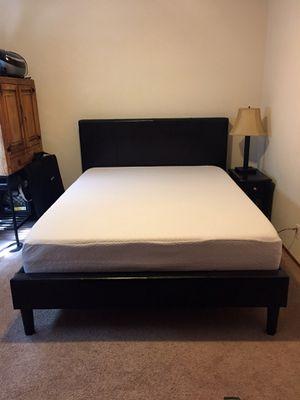Queen bed set, like new! for Sale in Coronado, CA