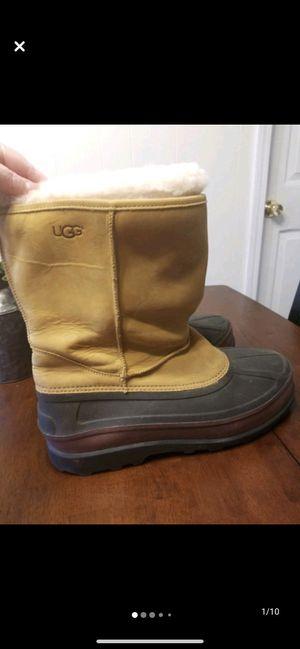 Men's UGG Duck/rain Boots Size 14~EUC for Sale in Lexington, NC
