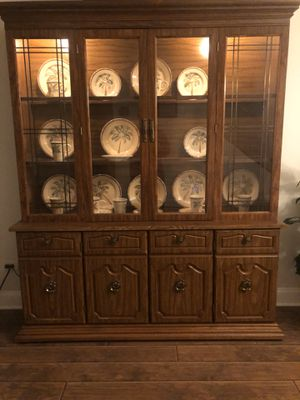 CHINA CABINET for Sale in Joliet, IL