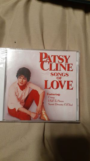 New unopened CD Patsy Cline for Sale in Ontario, CA