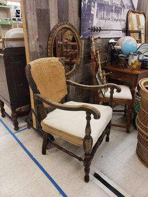 Antique Rustic Deconstructed chair for Sale in Hillsboro, OR