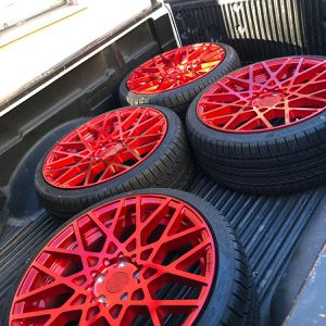 "Rotiform 19"" Wheels W/ 3k Miles On Tires for Sale in Walnut Creek, CA"
