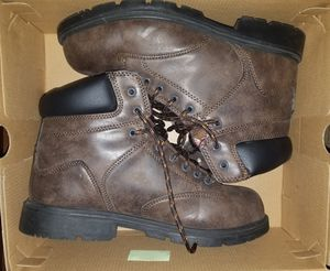 Brahma size 10 steel toe mens work boots for Sale in Swansea, IL