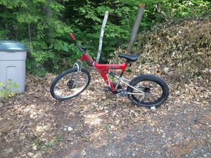 Road master trail racing bike with pedal brakes for Sale in New Ipswich, NH