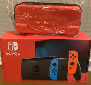 BRAND NEW Nintendo Switch Bundle (READ DESCRIPTION) for Sale in Fresno, CA