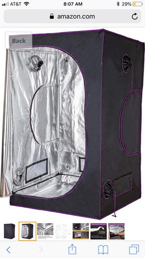 Grow tent+ everything for soil or hydro . for Sale in Severn, MD