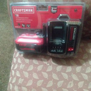 Craftsman Battery And Charger New for Sale in Portland, OR
