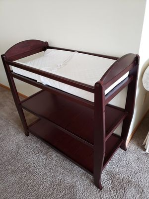 Changing table with pad for Sale in Norridge, IL