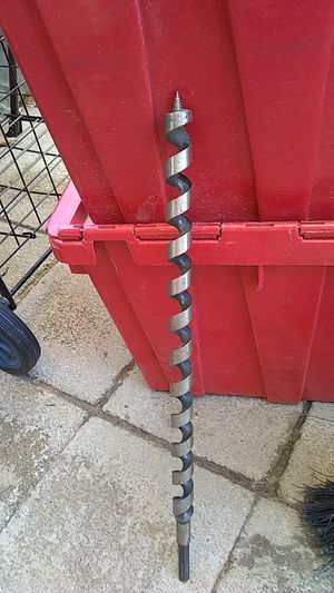 Electricians drill bit hole cutter for Sale in Tempe, AZ