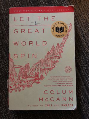 Let the great world spin by Colum McCann for Sale in Portland, OR