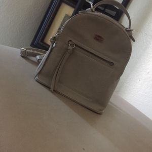 Mini Backpack I'm Color Gray for Sale in Long Beach, CA