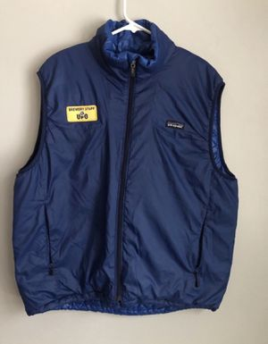 Patagonia Men's XL Vest UFO Brewery for Sale in Haverhill, MA