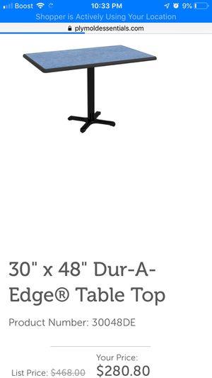 Restaurant industrial table for Sale in Davenport, FL