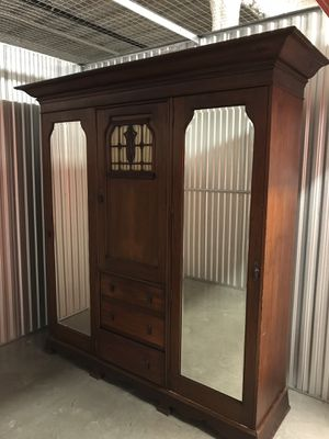 Antique furniture Armoire 1890's for Sale in Seattle, WA