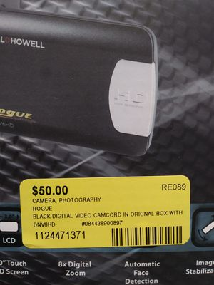 Rogue digital video camcorder for Sale in Sebring, FL
