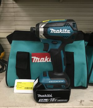 MAKITA drill in bag for Sale in Pearl, MS