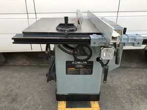"Delta Unisaw 10"" Table Saw for Sale in Hayward, CA"