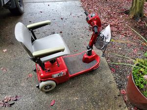 Mobility Scooter - works perfect for Sale in Everett, WA