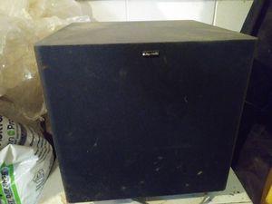 Klipsch sub 8-II subwoofer used for Sale in Jackson, NJ