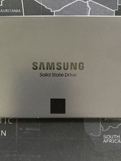 """SSD SAMSUNG 870 QVO 4TBS 2.5"""" For Laptops And Desktops for Sale in Miami Gardens,  FL"""