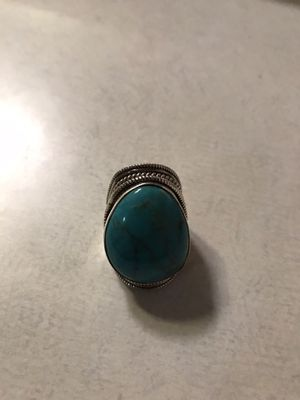 Turquoise ring for Sale in Dayton, TX