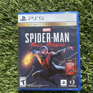 spider man ps5 game for Sale in Long Beach, CA