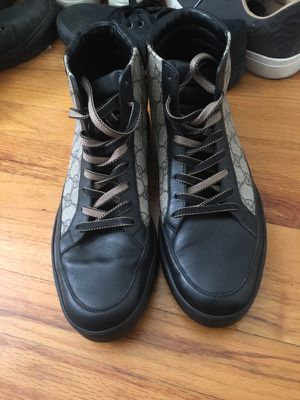 Gucci Leather High Top for Sale in San Diego, CA