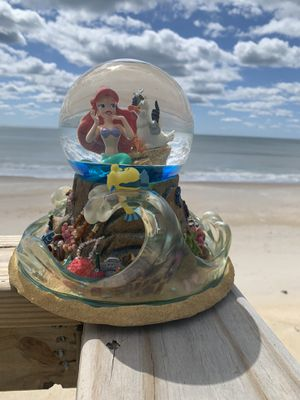 Rare Little Mermaid Part of Your World Lights Up for Sale in Wake Forest, NC