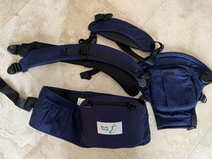 BabySteps 6-IN-1 Ergonomic Baby Hip Seat Carrier, Soft Carrier for All Shapes for Sale in Orlando, FL