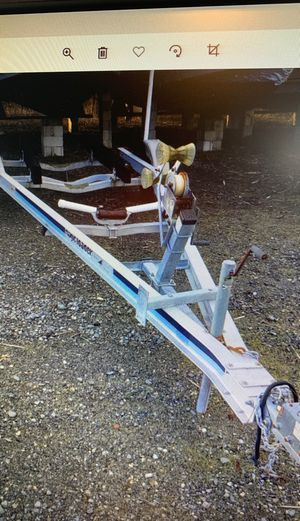Magic tilt trailer for Sale in Berkeley Township, NJ