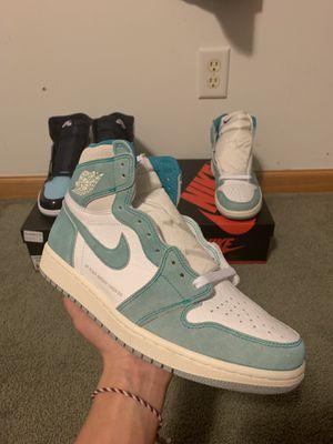 Nike Jordan 1 Retro High Turbo Green Size 9 for Sale in Minneapolis, MN