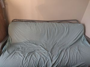 Twin bed & full size futon for Sale in Everett, WA