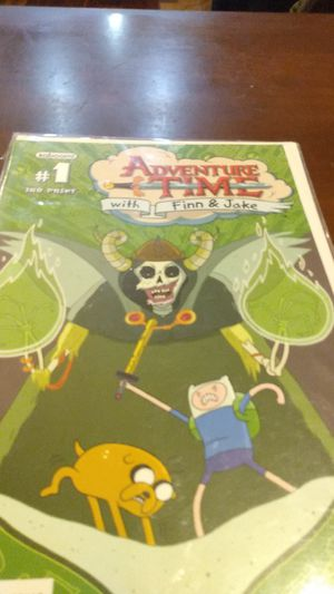 Kaboom Adventure Time Comic Books for Sale in Portland, OR