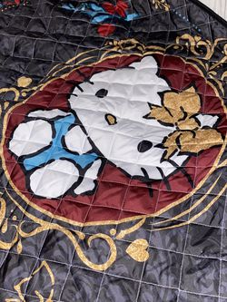 small hello kitty blanket for Sale in Downey,  CA