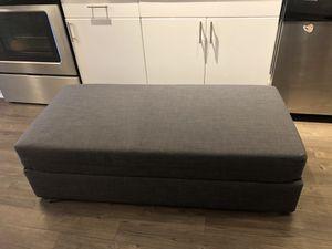 Ottoman - part of an IKEA (friheten?) couch for Sale in Seattle, WA