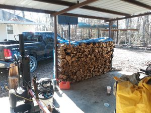 Seasoned firewood. Will deliver and stack for Sale in West Monroe, LA