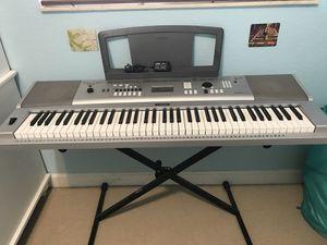Yamaha DGX-230 76-key Electric Keyboard for Sale in Miami, FL