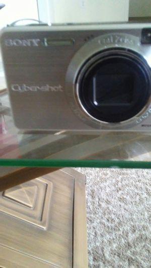 Nice sony-shot camera 8.1 mega pixels for Sale in Dallas, TX