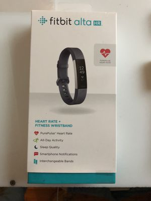 Fitbit Alta HR for Sale in Raleigh, NC