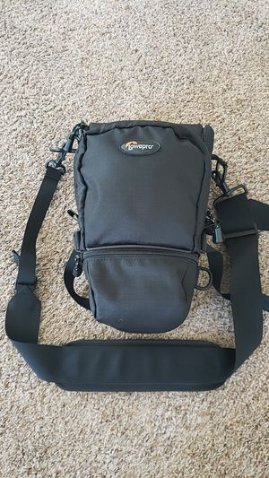 Immaculate Lowepro camera case/holder for Sale in Fresno, CA