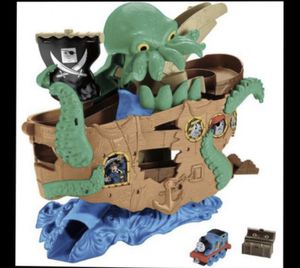 Thomas and friends pirate ship toy for Sale in Northville, MI
