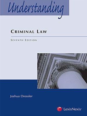 Understanding Criminal Law [pdf/eBook] - $10 for Sale in Anaheim, CA