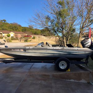 1997 Hydra-sport Bass Boat 18 Ft for Sale in Harker Heights, TX