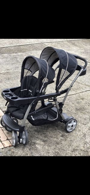 Graco Ready2Grow LX Double Stroller for Sale in Vancouver, WA